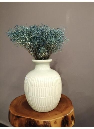 Kuru Çiçek Deposu Kuru Cipso Otu (Aşk Otu) Mavi , Kuru Çiçek Mavi